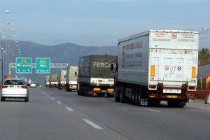 Απαγόρευση κυκλοφορίας φορτηγών στις γιορτές