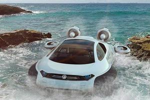 Αυτοκίνητο για όλες τις επιφάνειες