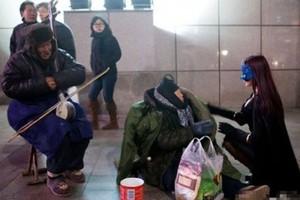 Μια υπερήρωας στους δρόμους του Πεκίνο