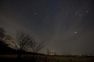 Η τελευταία βροχή διαττόντων αστέρων του 2013 αποκορυφώνεται στις 13-14 Δεκεμβρίου