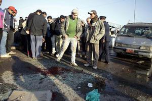Διπλό χτύπημα την ώρα της προσευχής στο Ιράκ