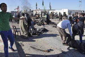 Ακόμα μετρούν νεκρούς στο Ιράκ