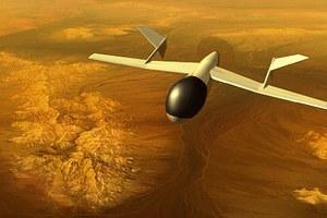 Ένα αεροσκάφος σχεδιάζεται να σταλεί στον Τιτάνα