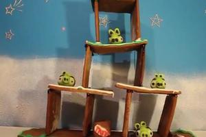 Τα Angry Birds στην τηλεόραση