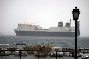 Παραμένει ακυβέρνητο το δεξαμενόπλοιο «Datillo Ι»