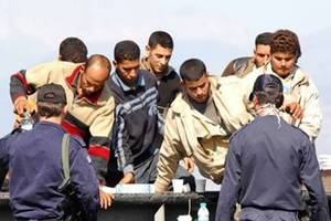 Αύριο στον ανακριτή οι 4 διακινητές λαθρομεταναστών