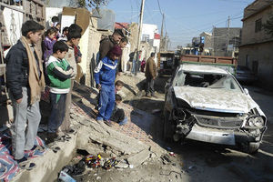 Λουτρό αίματος στο Ιράκ