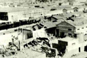 Μνημόσυνο για τα θύματα του βομβαρδισμού του 1944