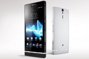 To πρώτο smartphone της Sony
