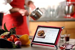 Μία ταμπλέτα για... την κουζίνα σας