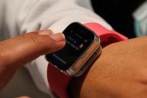 Ρολόι θα μετράει πίεση, σάκχαρο, οξυγόνωση και το αλκοόλ στο αίμα