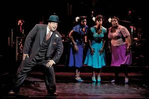 Το «Cotton Club» στο θέατρο Μπάντμιντον
