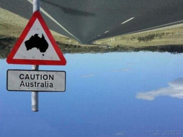Αυτά συμβαίνουν μόνο στην Αυστραλία!