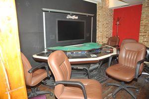 Μίνι καζίνο σε καφετέρια στου Ψυρρή