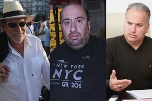 Ένας Άραβας, ένας Κινέζος κι ένας Έλληνας