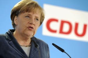 «Πετάει» το κόμμα της Μέρκελ στη Γερμανία