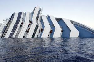 Τρεις Έλληνες μεταξύ των επιβατών του Costa Concordia