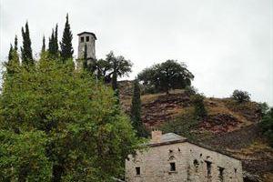 Ληστές εισέβαλαν σε μοναστήρι στην Ευρυτανία