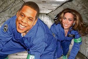 Στο διάστημα θέλουν να γυρίσουν video clip η Beyonce και ο Jay Z