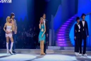 Δεν θα χορέψει στον τελικό του «Dancing» o Φραγκολιάς