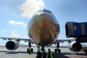 Αναγκαστική προσγείωση αεροσκάφους στο Γκάτγουικ