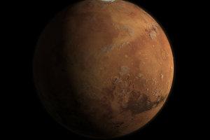 Κομμάτια του Άρη πέφτουν στη Γη