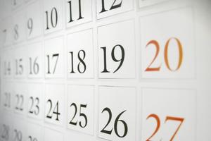 Ανύπαρκτες ημερομηνίες στα ημερολόγια