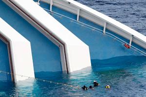 Το 2012 σε όλο τον κόσμο ναυάγησαν 106 μεγάλα πλοία