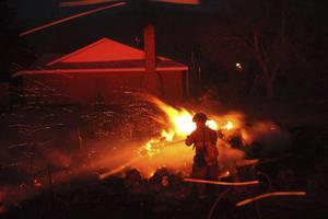 Πυρκαγιά σε κτιριακό συγκρότημα με ραδιενεργά υλικά στις ΗΠΑ