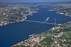 Σύγκρουση πλοίων στα Στενά του Βοσπόρου