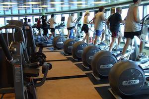 Ενυδάτωση στο γυμναστήριο