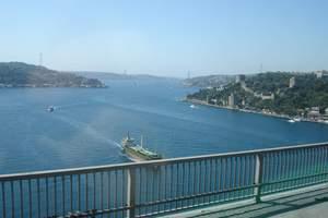 Έξι τραυματίες από σύγκρουση πλοίων στο Βόσπορο