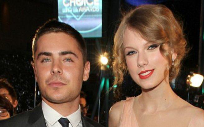 Είναι ο Zac Efron και η Taylor Swift το καινούριο ζευγάρι της showbiz;