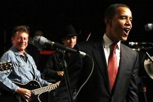 O Ομπάμα ψάχνει για μουσικούς υποστηρικτές
