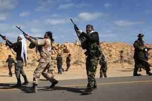 Αντάρτες κατέλαβαν τράπεζα στη Λιβύη με 100 δισ. σε δολάρια και χρυσό!