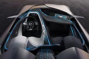 Η BMW επενδύει σε υλικά αφής για έλεγχο λειτουργιών