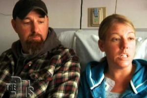 Την έσωσε ο κουμπάρος της προσφέροντας το νεφρό του