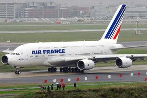 Ένα ποντίκι... μπλόκαρε πτήση της Air France