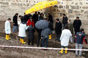 Βρέθηκε ομαδικός τάφος στην Τουρκία