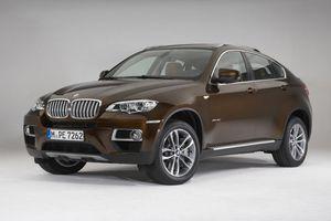 Πρόγραμμα ανάκλησης αυτοκινήτων BMW Χ5 και Χ6