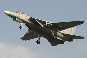 Κατέπεσε ιρανικό στρατιωτικό αεροσκάφος