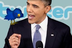 Πόσα tweets μπορεί να προκαλέσει μία ομιλία του Ομπάμα;