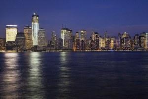 Η Νέα Υόρκη «πρασίνισε»