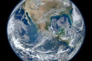Ο πλανήτης μας σε πρώτο πλάνο