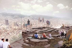 Ένα ξενοδοχείο στον ουρανό της Βαρκελώνης