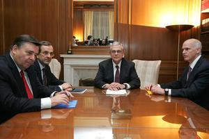 Επετεύχθη συμφωνία των πολιτικών αρχηγών για τα νέα μέτρα