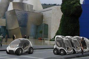 Ένα ηλεκτρικό όχημα που... διπλώνει