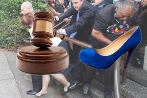 Βγάζουν σε δημοπρασία το χαμένο παπούτσι της Γκίλαρντ!