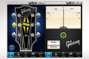 Μαθήματα κιθάρας στην οθόνη του κινητού σας!