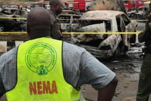 Διπλό χτύπημα σε γραφεία εφημερίδας στη Νιγηρία